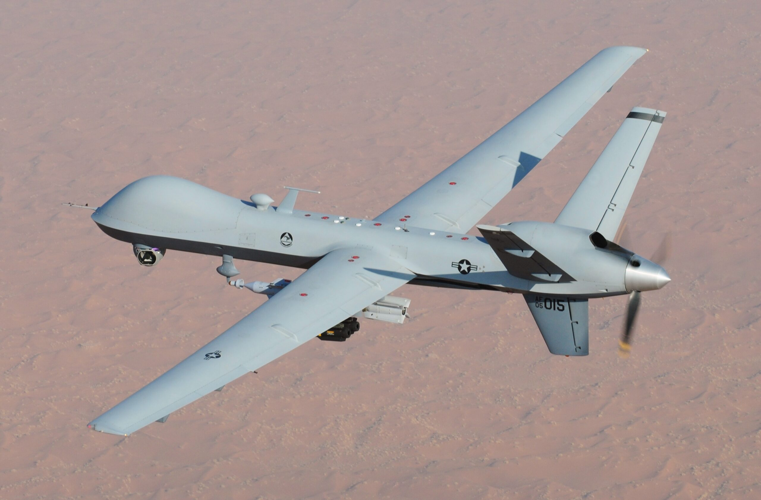 US 'debating' future air support for Afghans against Taliban