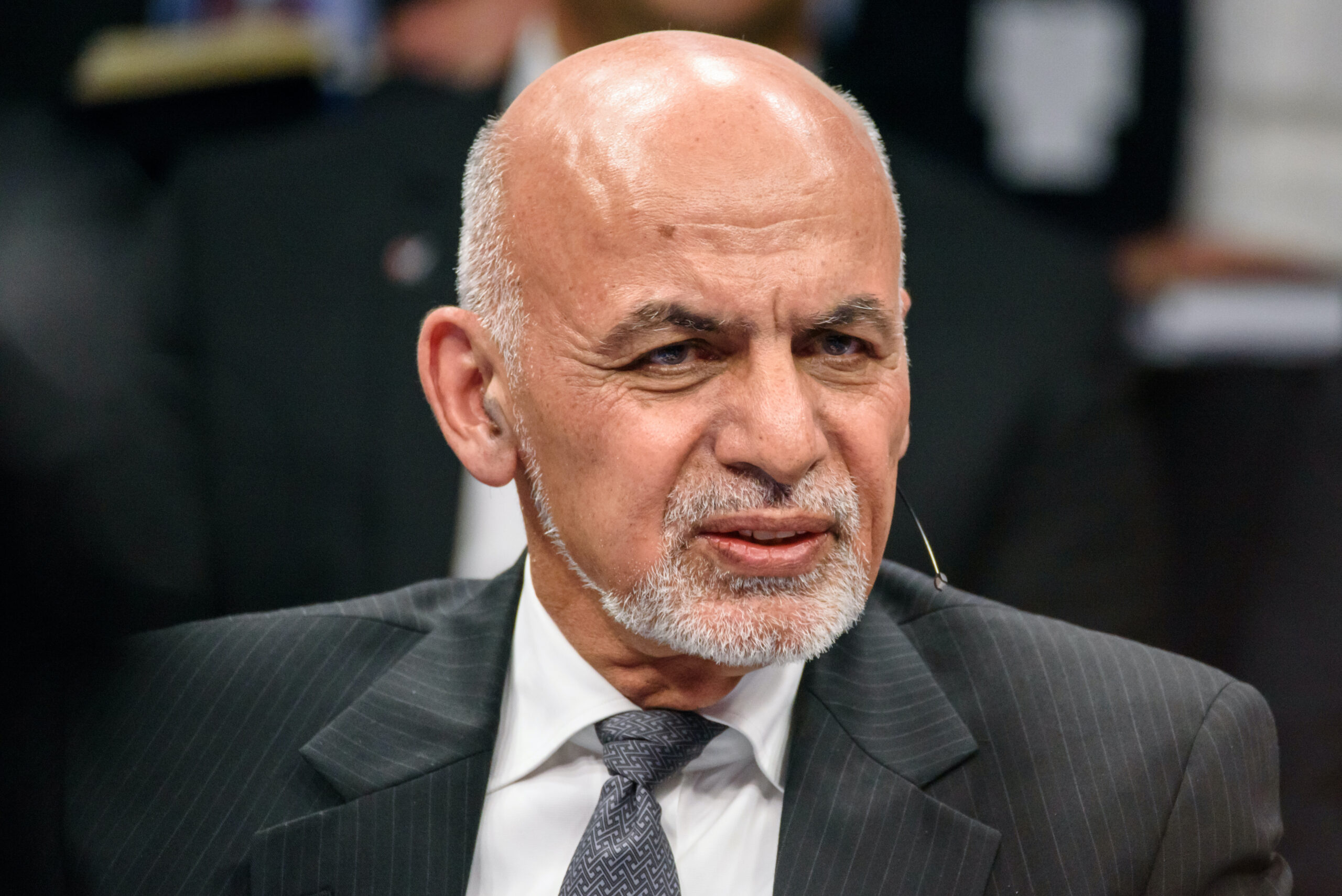 Ghani brings Afghan challenges — and asks — to Washington today